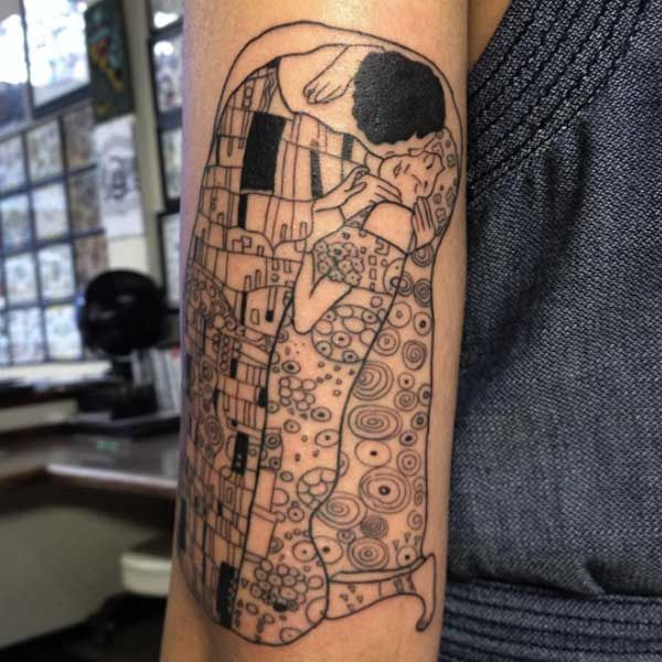 Temple Tattoo | Dustin Wengreen — Temple Tattoo