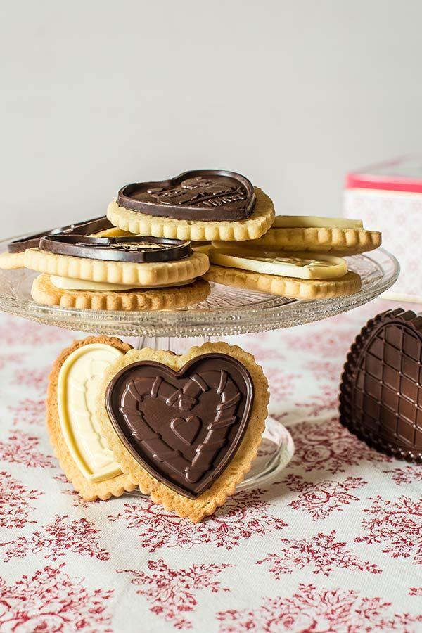 galletas petit ecolier san valentin