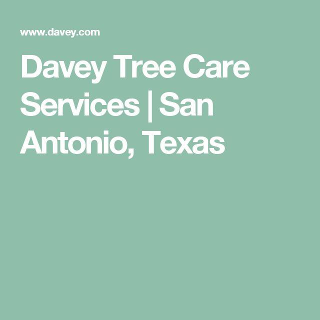 Davey Tree Care Services | San Antonio, Texas