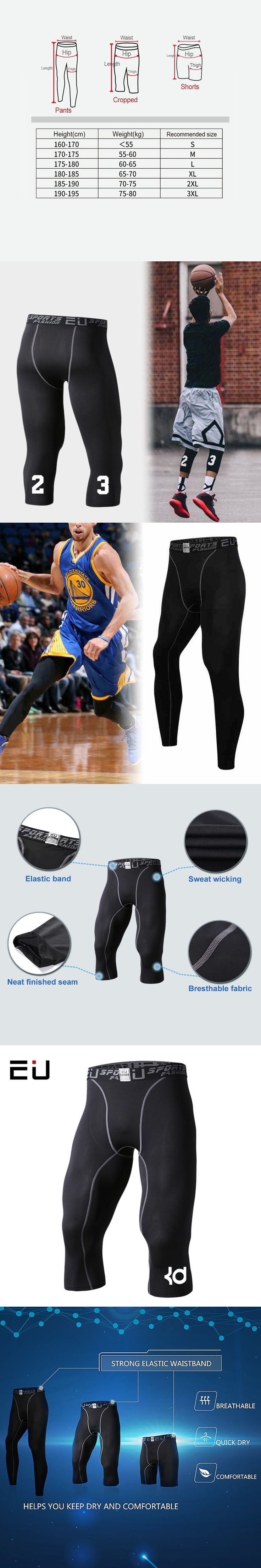EU Brand Leisure Sporting Shorts Men Trousers Elastic Brand Men Shorts Gyms Mens Fashion Quick Dry Outer Wear Trousers At Home