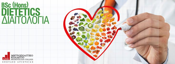 Το πρόγραμμα MSc Advance Dietetic Practice πραγματοποιείται σε συνεργασία με το Queen Margaret University του Εδιμβούργου. Πρόκειται για ένα εξειδικευμένο πρόγραμμα που καλύπτει τις απαιτήσεις της Ευρωπαϊκής Ομοσπονδίας Συλλόγων Διαιτολόγων για να χαρακτηριστεί το επίπεδο ενός Επαγγελματία Διαιτολόγου ως προηγμένο στην Ευρώπη.