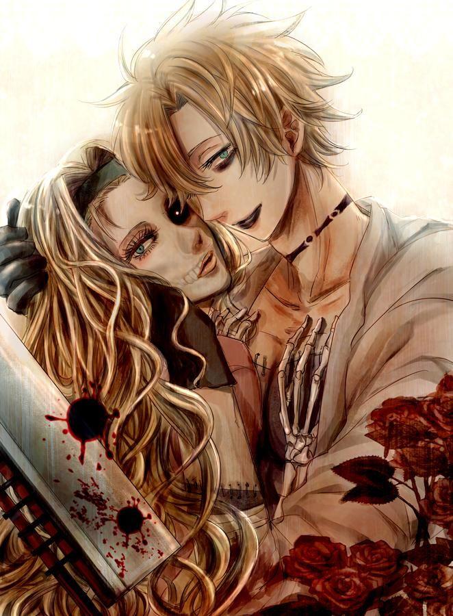 Faust and Eliza (Shaman King)