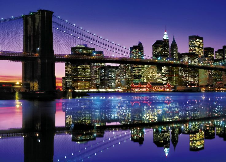 Best New York Images On Pinterest New York City Abandoned - City lights wallpaper for bedroom