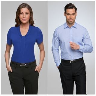 New Year = New Work Wardrobe? What will it be for your team? Visit our website to start the process - link in bio #corporateuniforms #workwardrobe