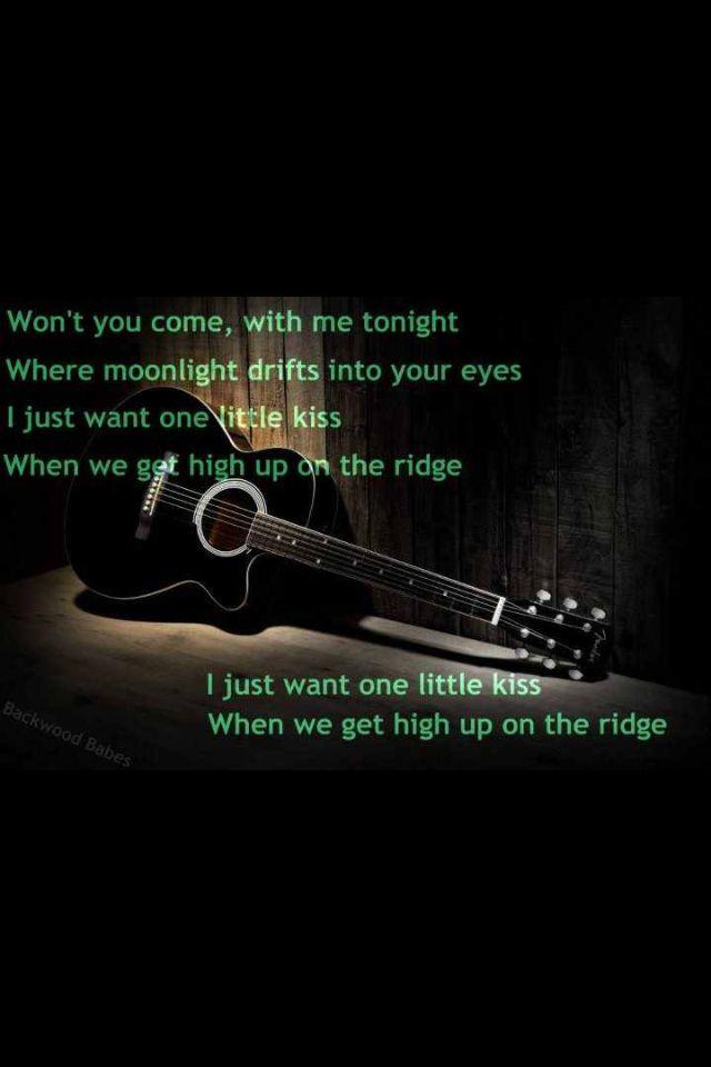 Ely Joe - Up On The Ridge Lyrics | MetroLyrics