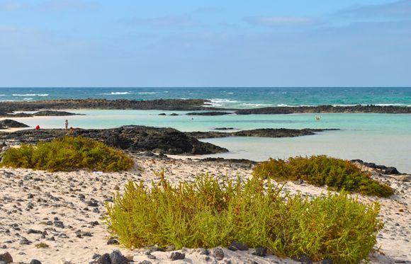 Piscinas naturales de #ElCotillo - #Fuerteventura - #IslasCanarias