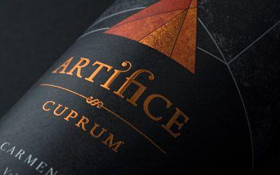 Wine Artifice Cuprum