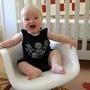 Mecedora Eames RAR Jr para niños