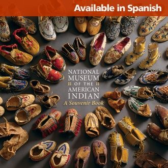 Don't forget to get a souvenir. You can purchase National Museum of the American Indian: A Souvenir Book at Roanoke Museum Store located on the Second Floor.