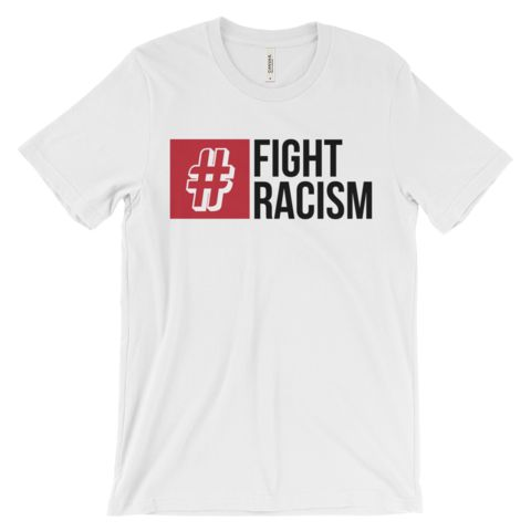 #FightRacism T-shirt
