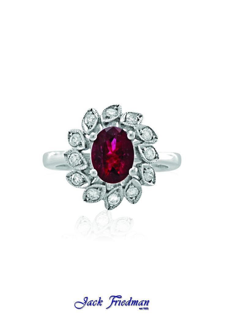 Ruby and diamond ring jackfriedman.co.za