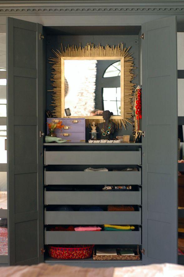 DIY Modern Sunburst Mirror