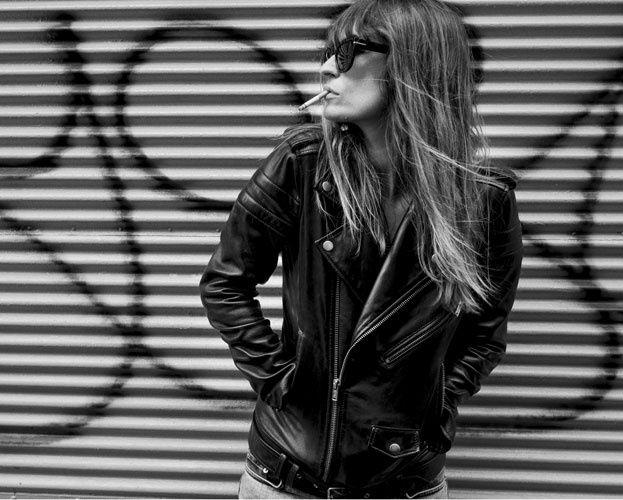 Caroline de Maigret pour BLK DNM: