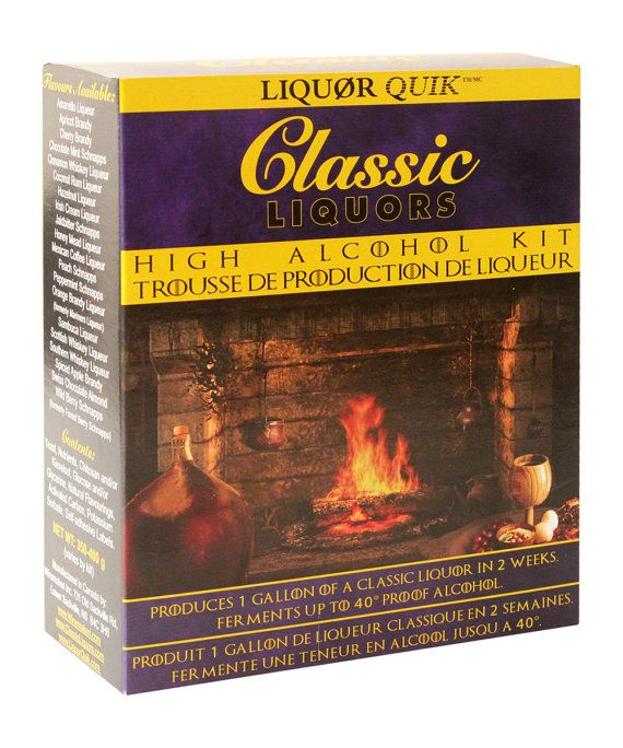 Classic Liqueur kit Southern Whisky Liqueur Homebrew by Homebrew2u