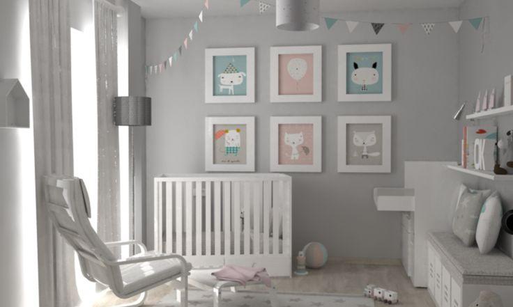 Habitación de bebe La Alcaidesa