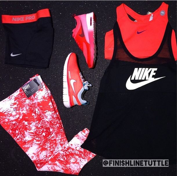 Just for the ladies. #Nike