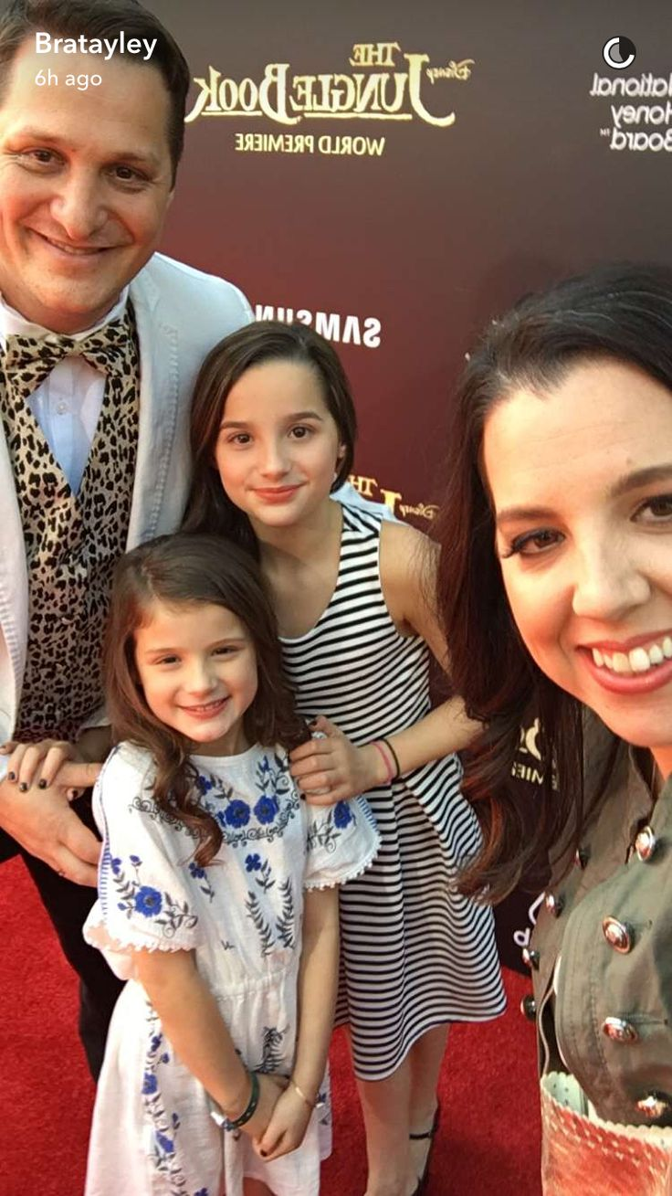 Bratayley family.
