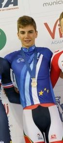 Europeu de ciclismo de pista: Ivo Oliveira mais uma medalha, desta feita de bronze, no omnium