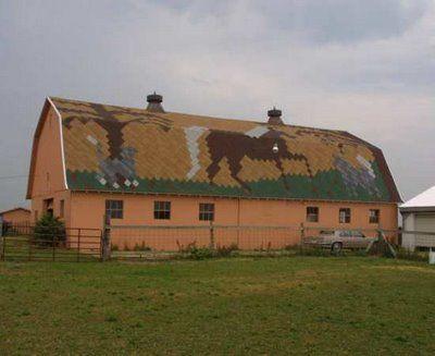 Love this barn!