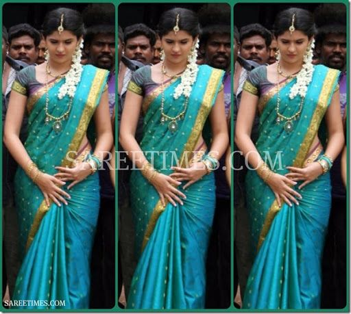 Deeksha Seth beautiful pictures of aishwarya rai in sarees