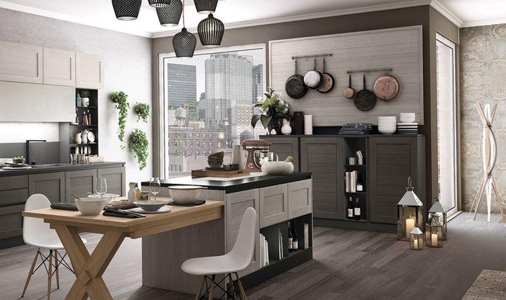 В нашем шоуруме на проспекте Воздухофлотском, 7представленаколлекцияYork - это превосходная сбалансированность между простотой форм, элегантностью объемов и проектной инновационностью. Идеальная модель для оборудования со вкусом и дизайном пространства кухни в ярко выраженном гаражном стиле. Ее характерным элементом является створка с рамочным фасадом из шпонированного дуба с рустом, который может быть покрыт легкой гравировкой, или из гладкого шпонированного дуба с сучками. Цветовая…