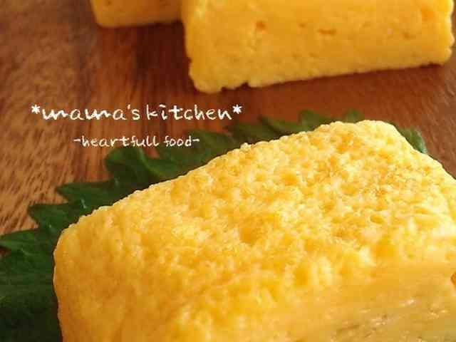 冷めて美味しい♪お弁当用の柔らか卵焼きの画像