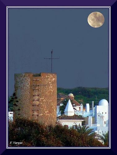 Torre Bermeja, Chiclana de la Frontera , Cádiz