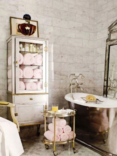 25 Best Ideas About Parisian Bathroom On Pinterest