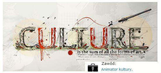 #37 Animator Kultury. Dzisiaj będzie kulturalnie. Piszemy o zawodzie animatora kultury.