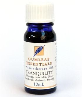 Buy Gumleaf Essential Oil Blends | Tranquility | Australia