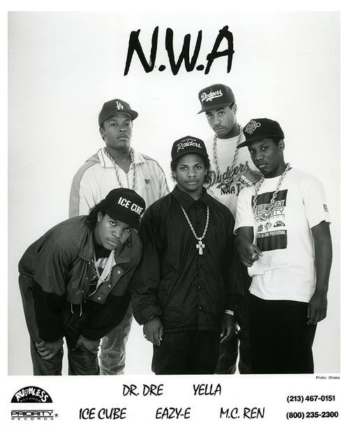 NWA Dope Man changed my life, production was the greatest...