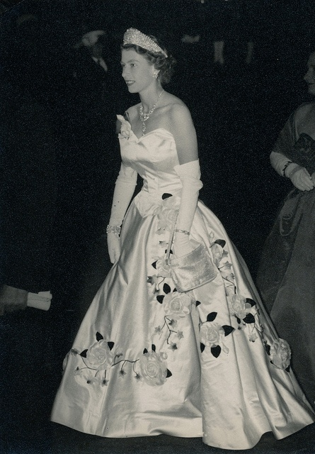 254 best Our Queen Elizabeth, Gowns and Crowns images on ...