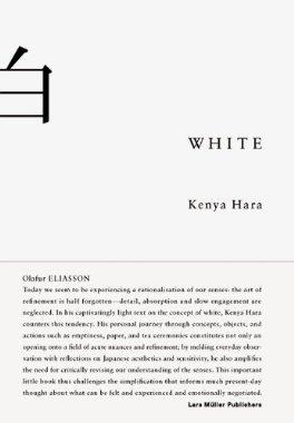 White [Hardcover] by Kenya Hara
