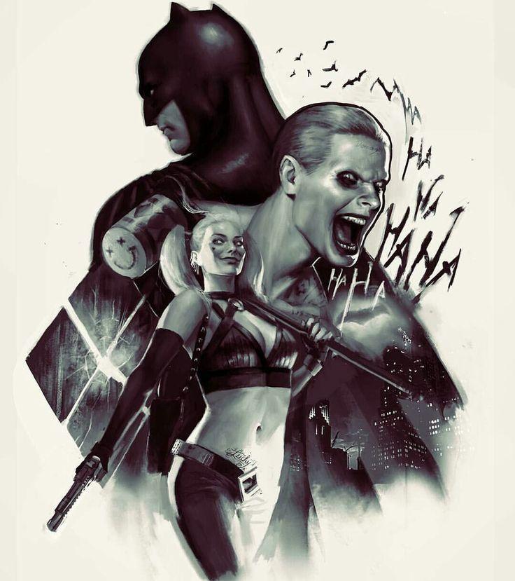 Harley Quinn,Харли Квинн, Харлин Квинзель,DC Comics,DC Universe, Вселенная ДиСи,фэндомы,Joker,Джокер, Клоун-принц преступного мира,Batman,Бэтмен, Темный рыцарь, Брюс Уэйн,Suicide Squad (фильм),Отряд самоубийц,DC Extended Universe,Расширенная вселенная ДиСи