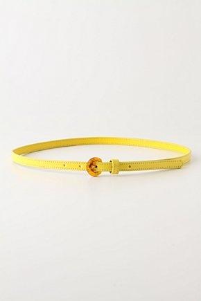 little yellow belt