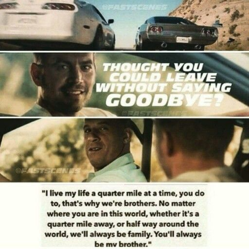 Furious 7 one of my favorite parts omg great tribute to ...
