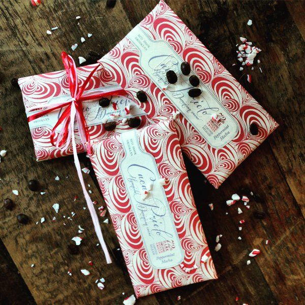 Holiday Chocolate: Peppermint Mocha bar from Cacao Prieto