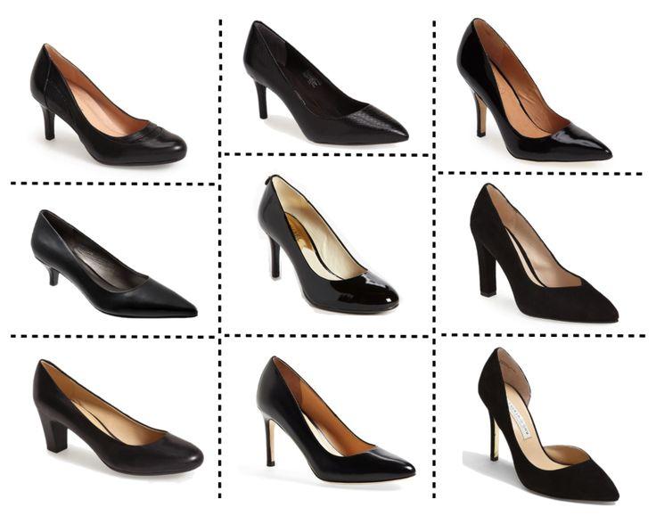Professional Heels in Three Heights