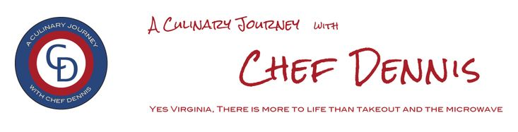 A Culinary Journey With Chef Dennis