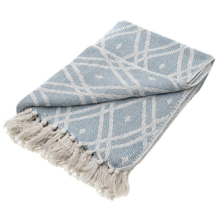 CottonThrow - Throws / Blankets - FABRIC ITEMS - inart