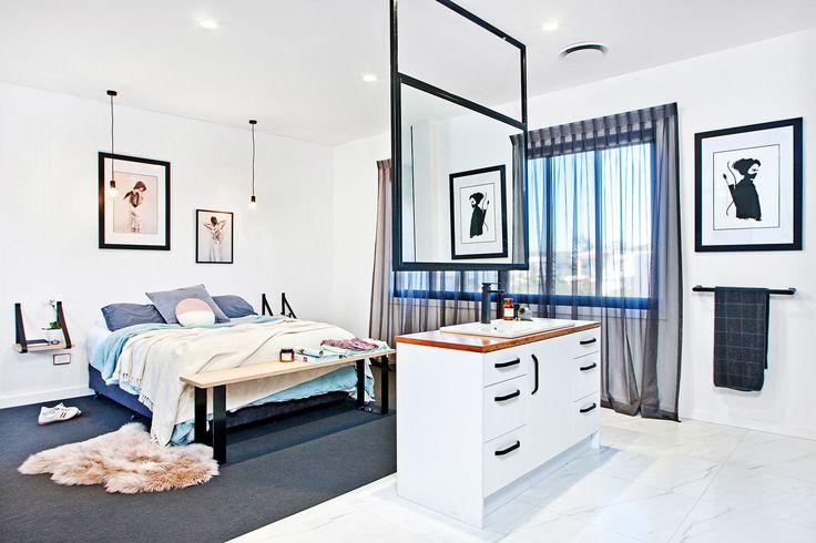Bed room inspiration |  homestolove.com.au