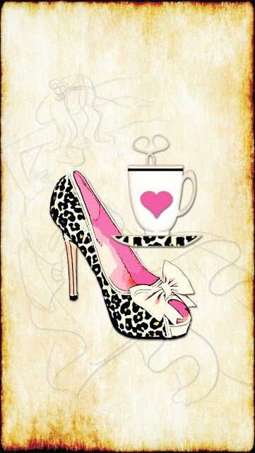 coffee, Wallpapers and Shoes on Pinterest