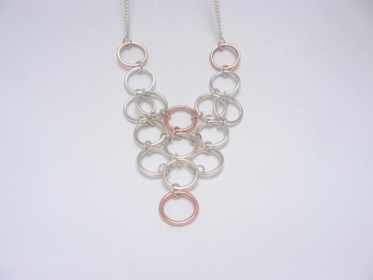 EnLighten necklace by Ger Breslin of jEE jEWELLERY