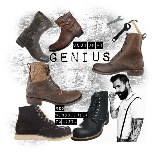 """""""Boot up!"""" by genius-dublin on Polyvore"""