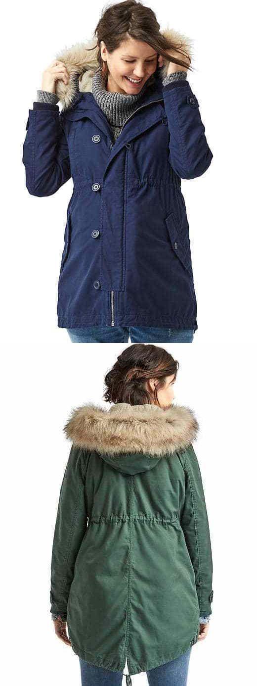 Best 25  Hooded parka ideas on Pinterest | Womens parka coats ...