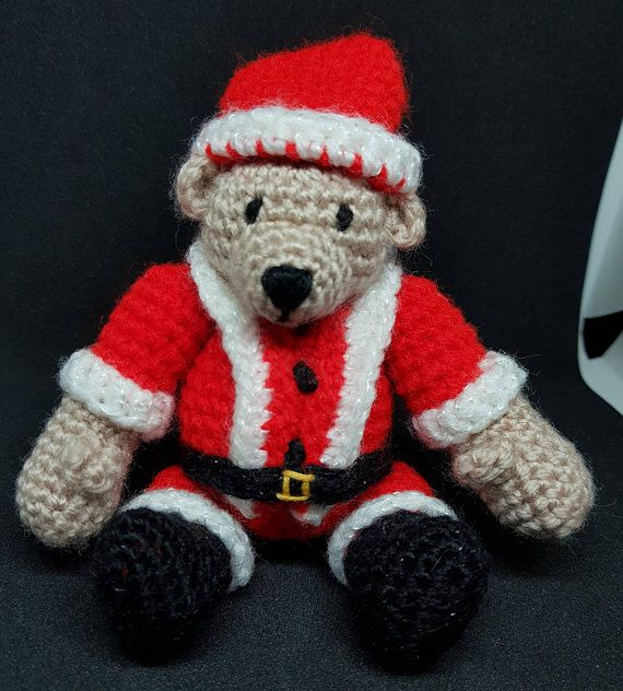 Santa bear animaguri bear Father Christmas bear Christmas