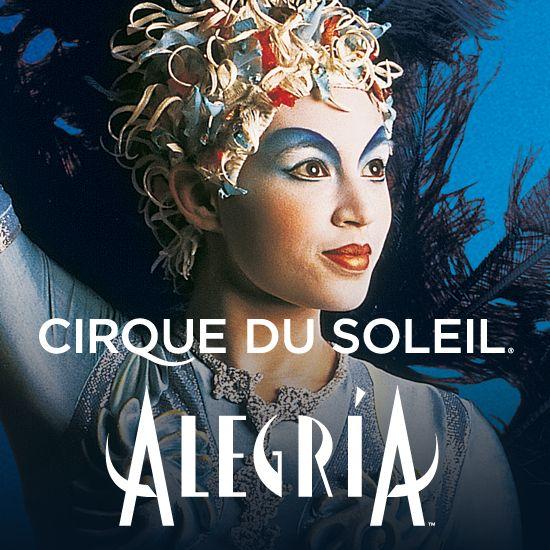 Alegría | Touring show | Cirque du Soleil