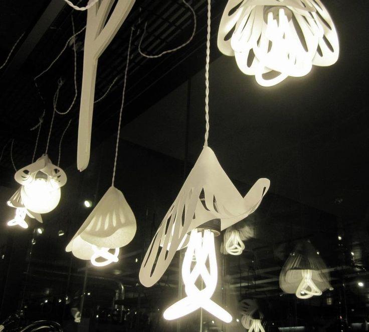 Mis próximas lámparas de sala