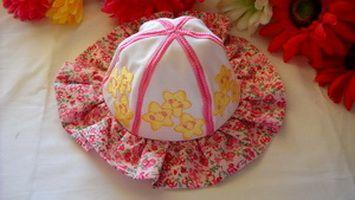 TS045/TS046 - Baby Sun Hats
