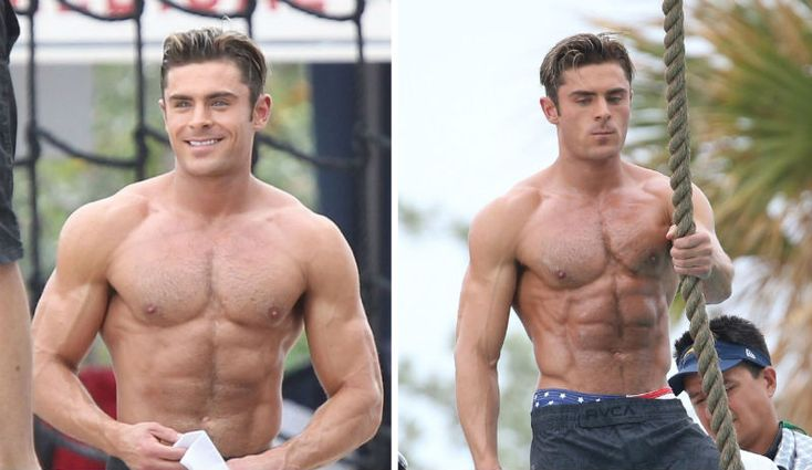 As you sit and drool over Zac Efron's beautifully muscled and perfectly bronzed body as he prepares for the upcoming Baywatch Movie, consider this: Some...